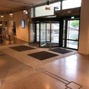 Textile Fashion Center Sweden - aluminum entrance mats