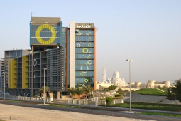 Clean system - Two Four 54 Building in Abu Dhabi