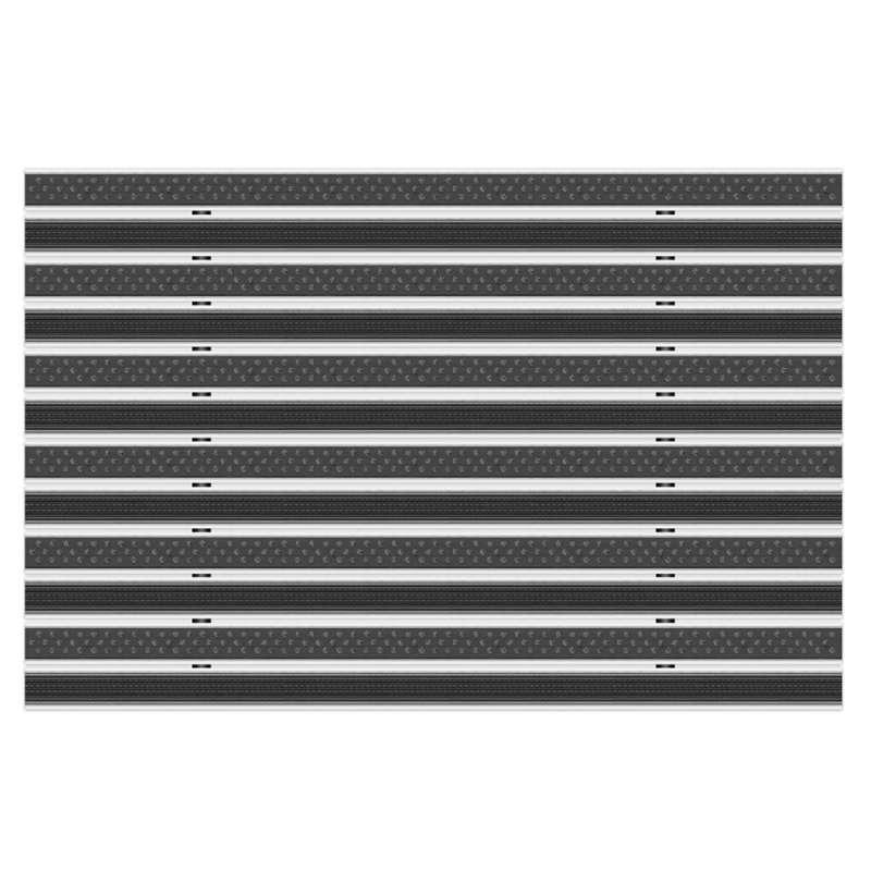 Clean Rubber-Scrub 40 x 60 cm - wycieraczka systemowa